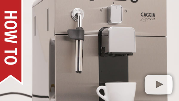 Gaggia Breratroubleshooting Whole Latte Love Support Library