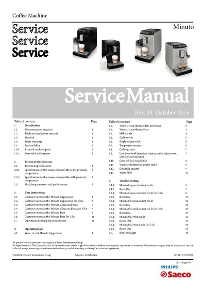 file minuto pure service manual pdf whole latte love support library rh wiki wholelattelove com service manual viking mt4097s lawn tractor service manual kwikee digisync room slide