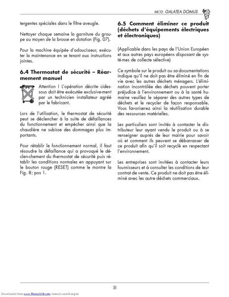 File:BZ Galatea Domus User Manual pdf - Whole Latte Love