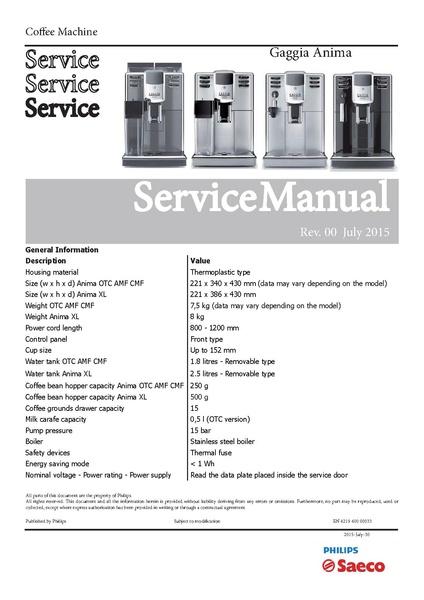 file anima prestige service manual pdf whole latte love support rh wiki wholelattelove com service manual wildcat 1000 free service manual viking mt4097s lawn tractor
