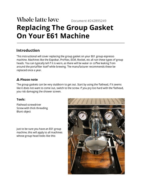 File:Replacing The Group Gasket On Your E61 Machine.pdf