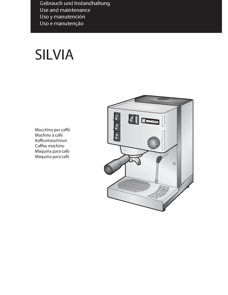 file silvia v1 v2 machine manual pdf whole latte love support rh wiki wholelattelove com rancilio silvia manual rancilio silvia manual english
