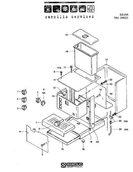 File:SILVIA V1 & V2 Parts Diagram.pdf - Whole Latte Love Support ...