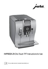 Spazzola Pulizia Per Jura Impressa z9 TUBO latte impressa z7