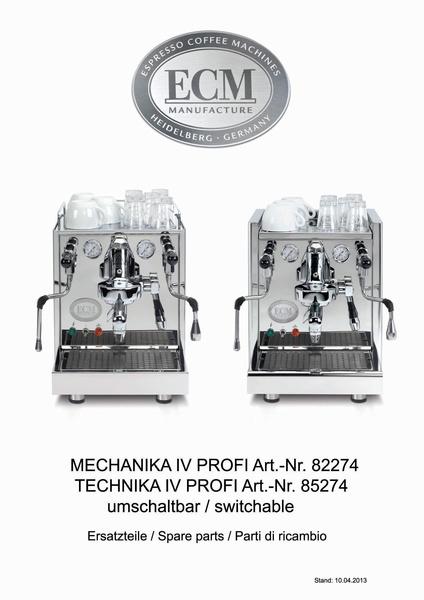 File:TECHNIKA IV PROFI Parts Diagram.pdf - Whole Latte Love ...