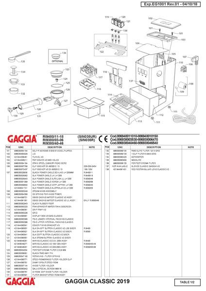 File:Classic Pro Parts Diagram.pdf - Whole Latte Love Support Library