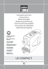 Lavazza LB Compact 910 pour Blue Capsules