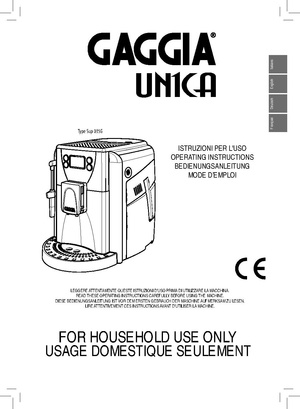 UNICA Machine Manual.pdf