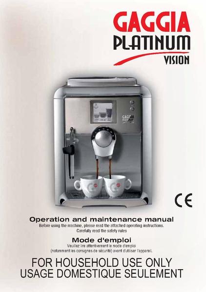File:PLATINUM VISION Machine Manual.pdf - Whole Latte Love Support ...